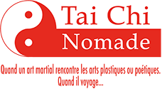 Tai Chi Nomade – Cours et stages de Tai Chi Logo